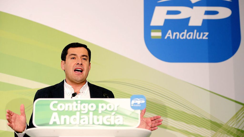 Juanma Moreno arranca la campaña andaluza