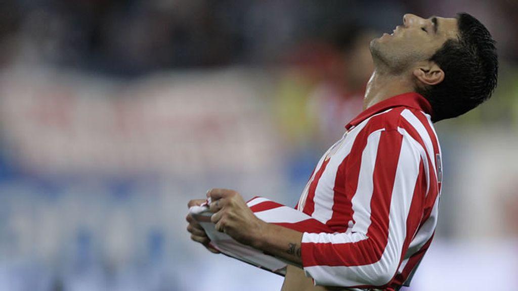 El Atlético pierde en el Madrigal realizando un gran partido