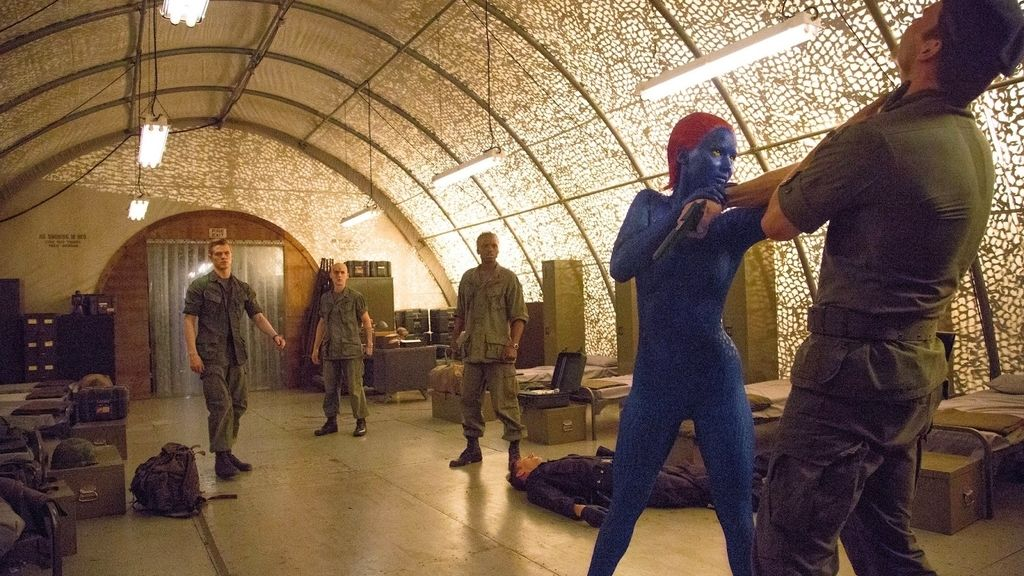 La escena de X-Men: Days of Future Past escondida tras The Amazing Spider-Man 2