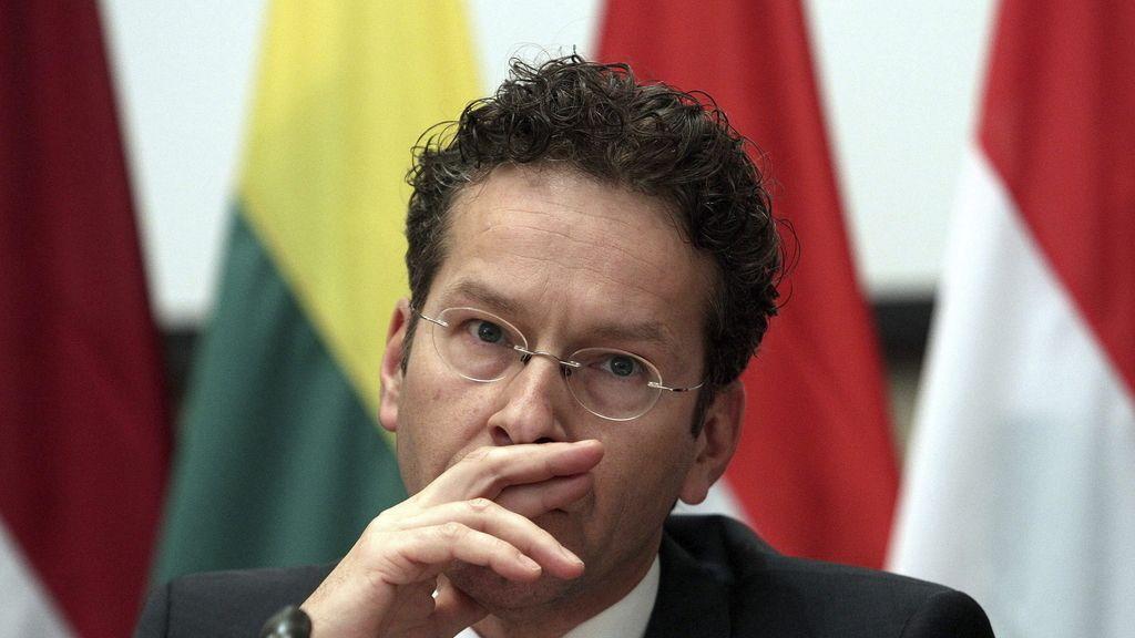 El ministro de Finanzas holandés y presidente del Eurogrupo, Jeroen Dijsselbloem