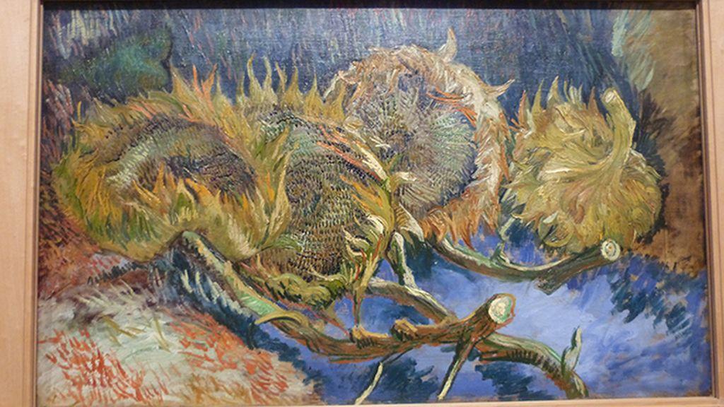 Van Gogh y el talento inagotable