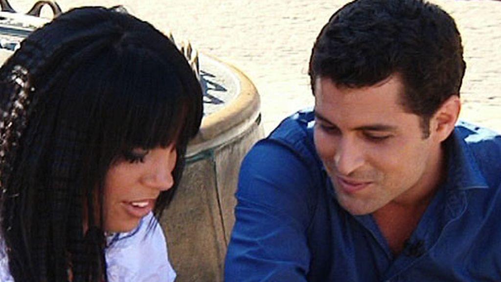 Silvia y Javier (27/07/10)