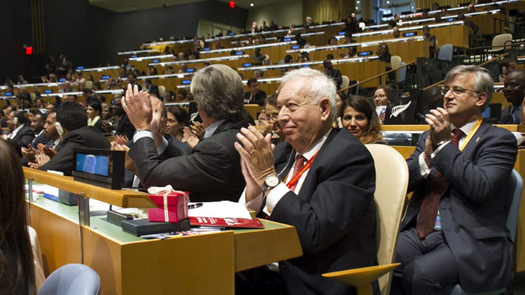 Margallo en la ONU
