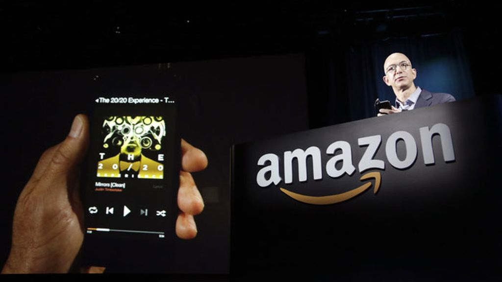 Amazon,Fire Phone