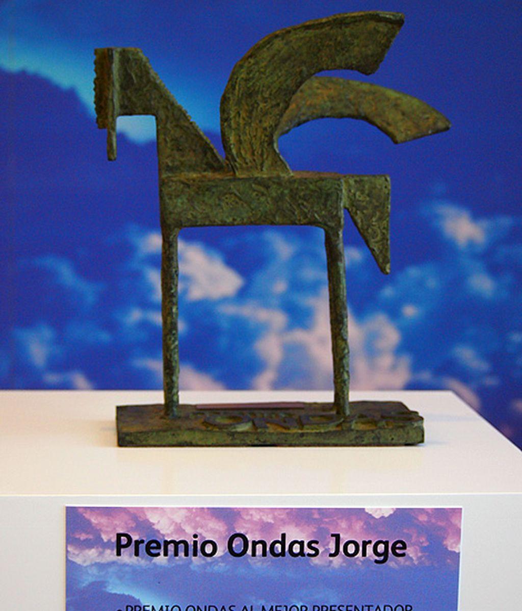 El Premio Ondas de Jorge Javier Vázquez