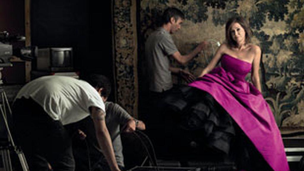 Ana Rosa en Vanity Fair