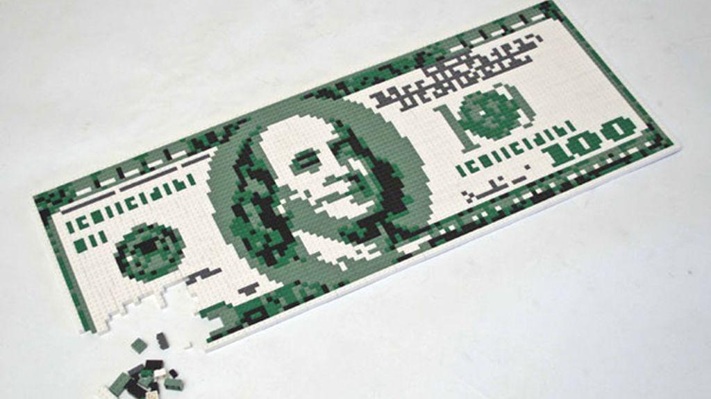 Un billete de 100 dólares