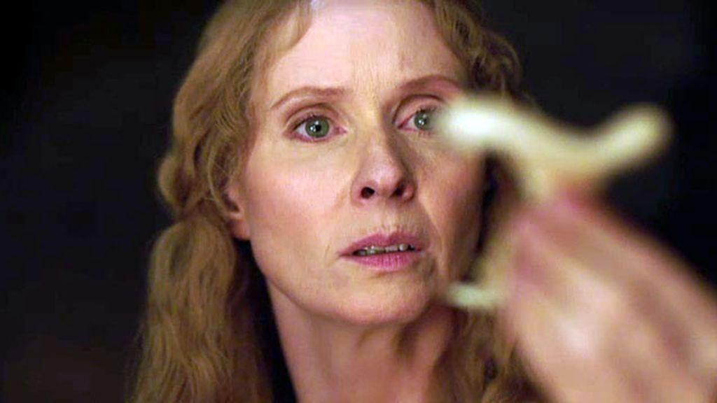 Cynthia Nixon es Petranilla en 'Un mundo sin fin'