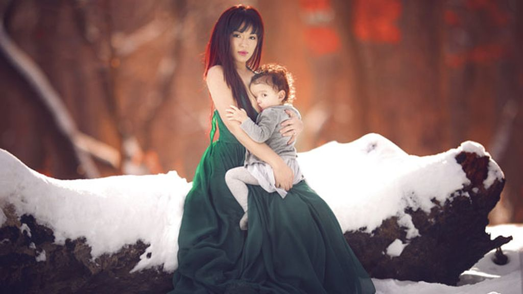 Lactancia materna sin tabú