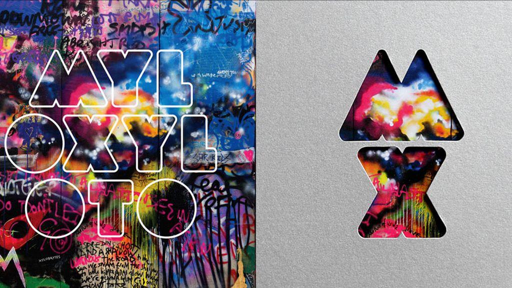Portada de Coldplay
