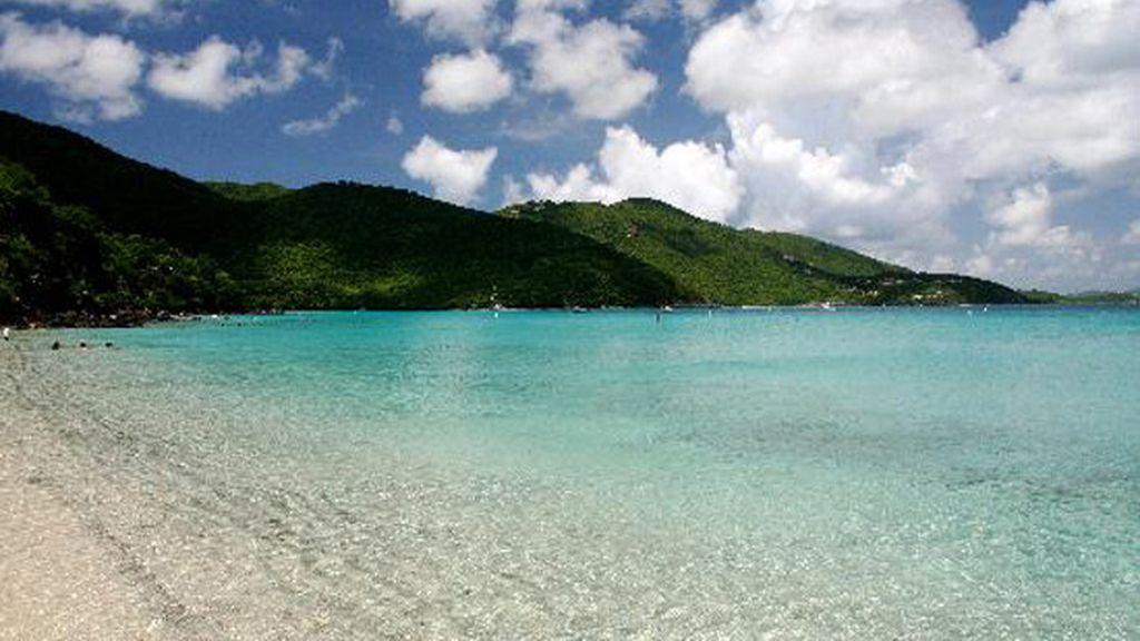 Saint John, una de las Islas Vírgenes de EE.UU
