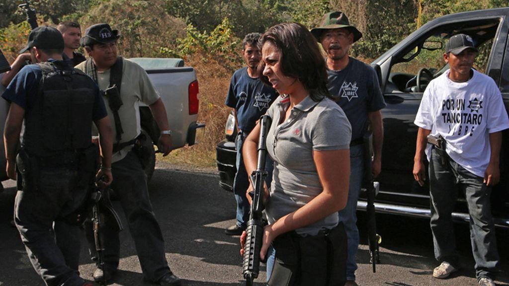 Las atodefensas denuncian que los militares mataron a 4 civiles al oeste de México
