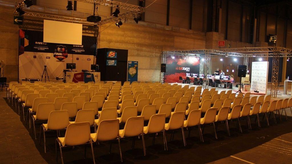 En unas horas IFEMA se llenará de emoción y pasión por los e-sports
