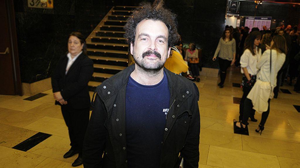 El director de cine Nacho Vigalondo