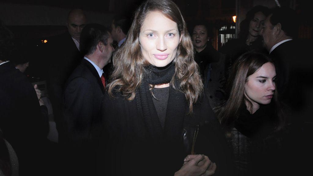 Olga Liggeri, directora de la revista Vanidad