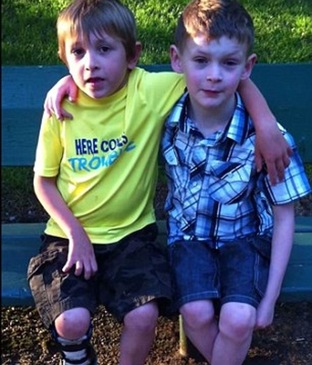 Un niño de siete años consigue dinero suficiente para que operen a su amigo.