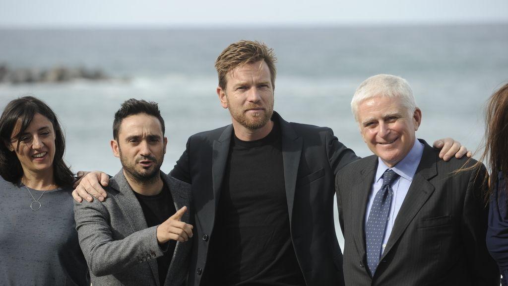 Ewan McGregor llega a San Sebastián