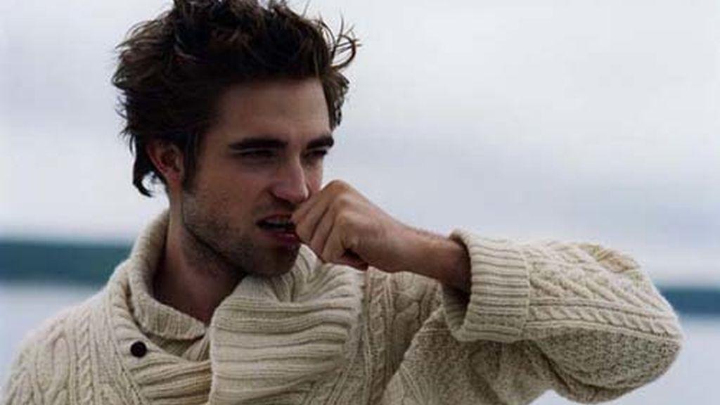 El lado más sexy de Robert Pattinson