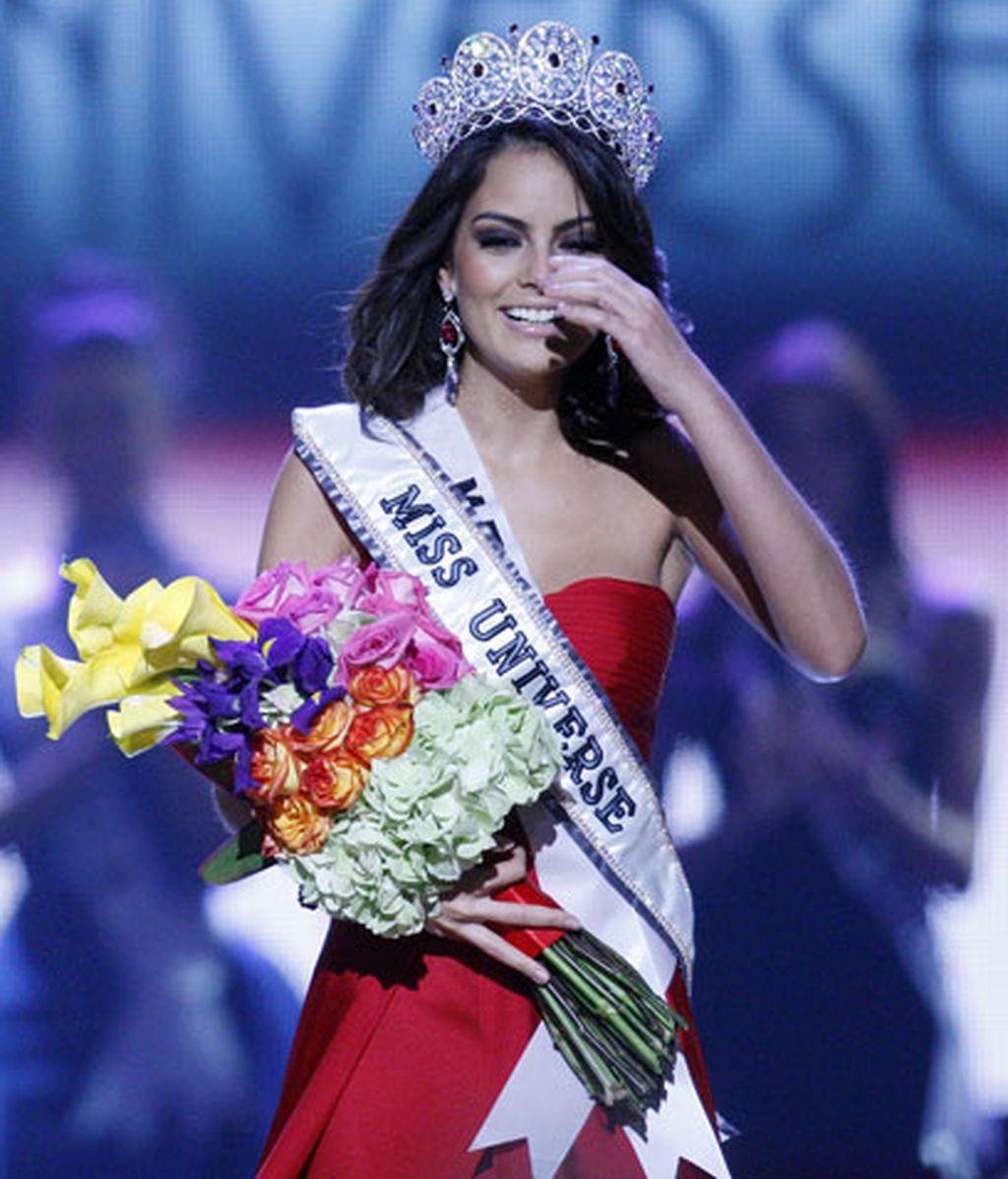 Jimena Navarrete, la más guapa
