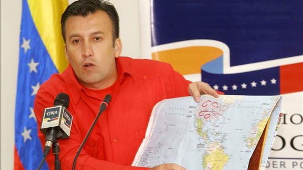 El ministro del Interior de Venezuela, Tareck El Aissami, reveló que la Fundación Venezolana de Investigaciones Sismológicas le informó que el epicentro se registró en la zona de La Güaira, del vecino estado costero de Vargas. EFE/Archivo