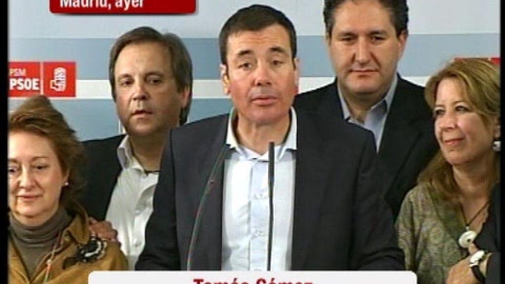 "Tomás Gómez derrota a ""Trini"""