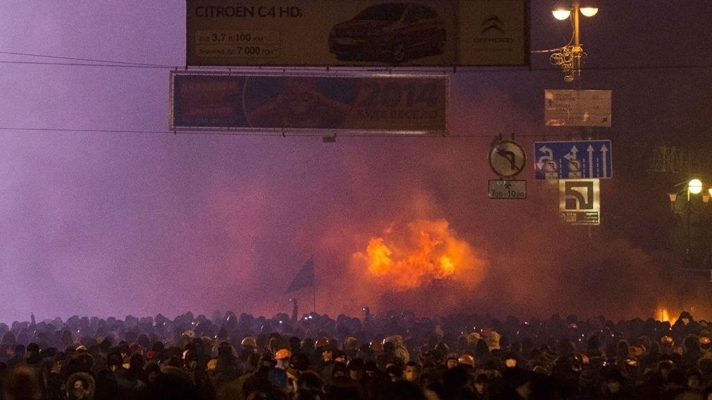 Arde Ucrania