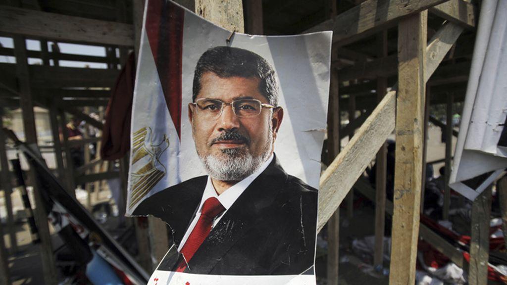 """Los seguidores de Mursi defiende su """"legitimidad"""""""