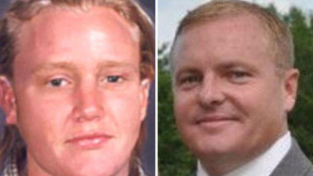 Steve Carter fue secuestrado por su propia madre