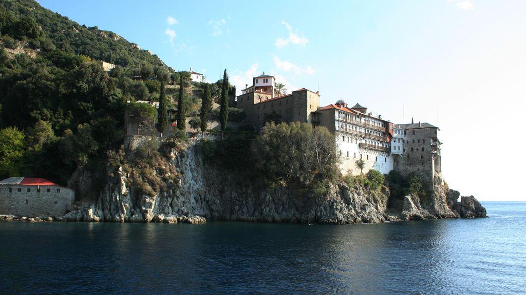 Monasterio del Mote Athos