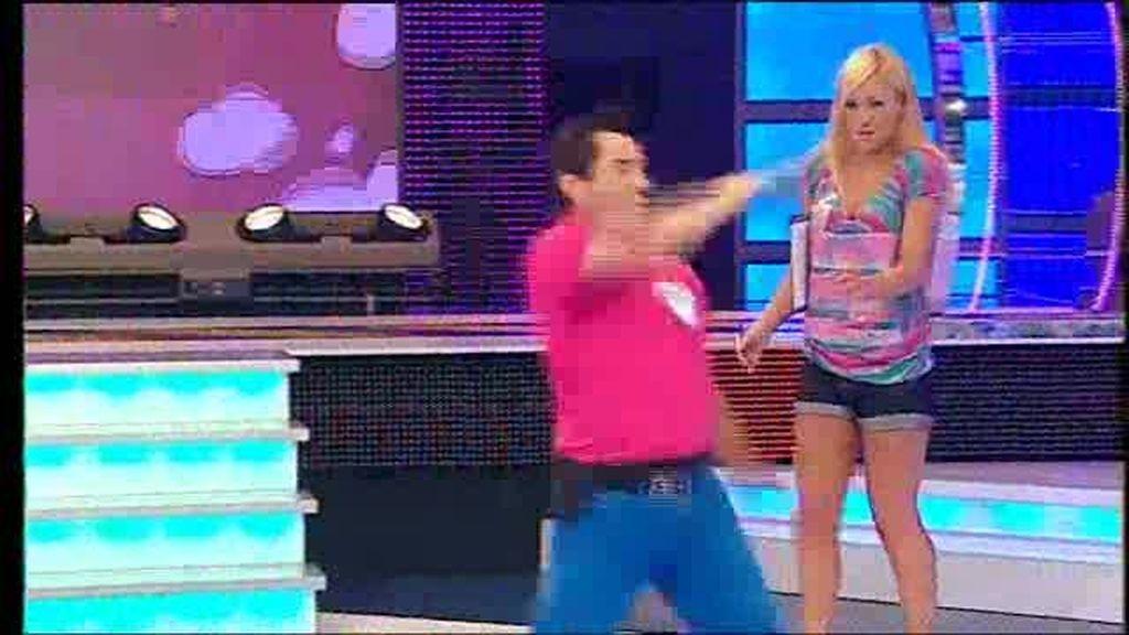 ¡Manolito is crazy!