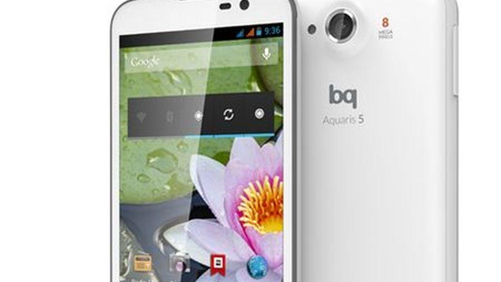 bq,smartphone español,Bq Aquaris E