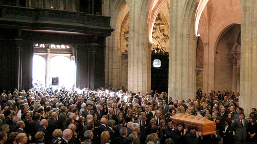 Funeral en Oviedo
