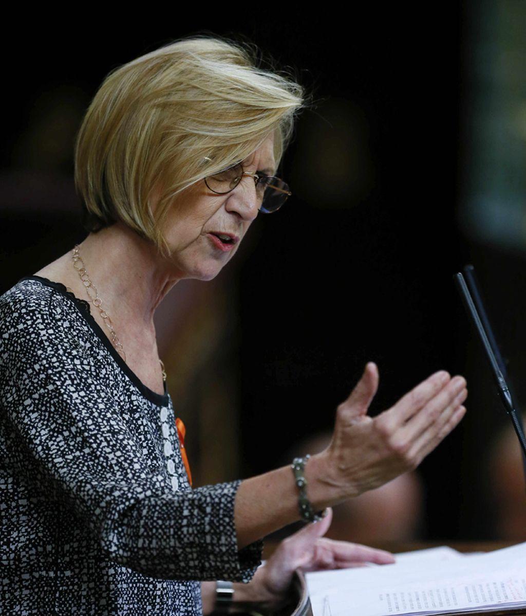 Rosa Díez interviene en el Debate del Estado de la Nación