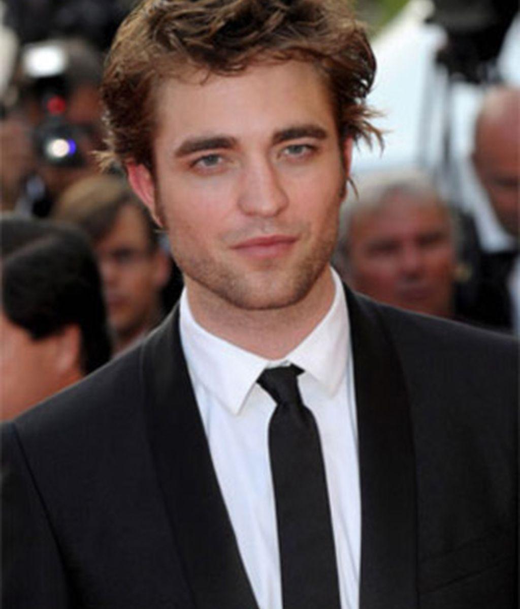 Robert Pattinson, en el Festival de Canne. Foto: EFE