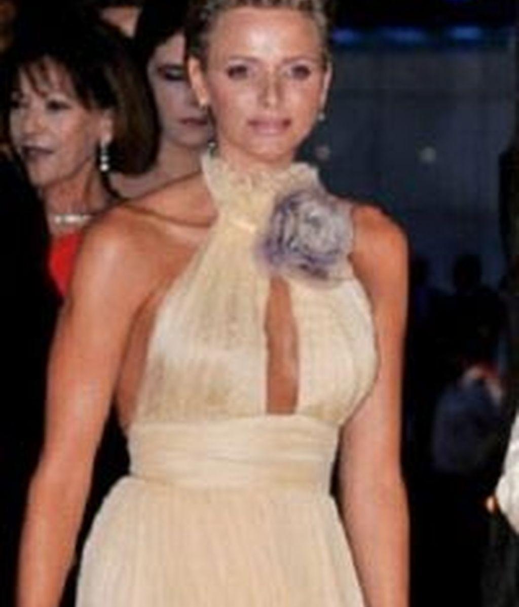 El estilo de Charlene Wittstock