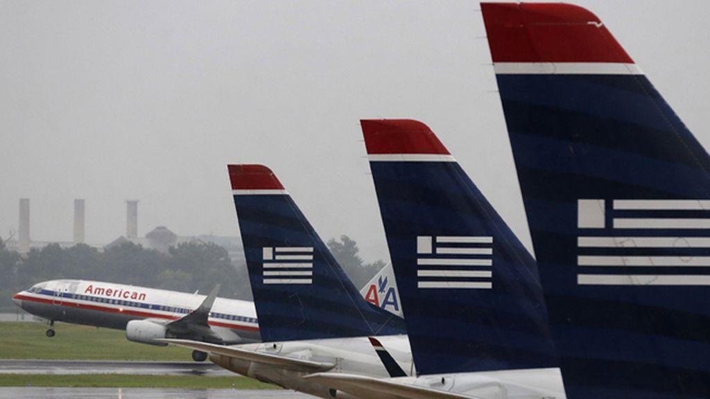El Departamento de Justicia de EEUU bloquea la fusión entre US Airways y American Airlines