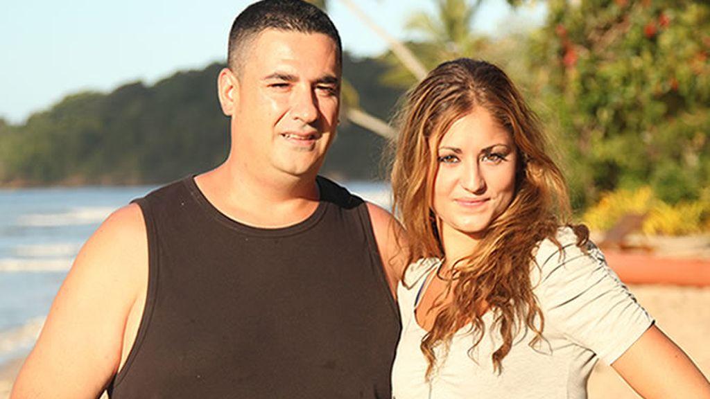 Yessi y Antonio