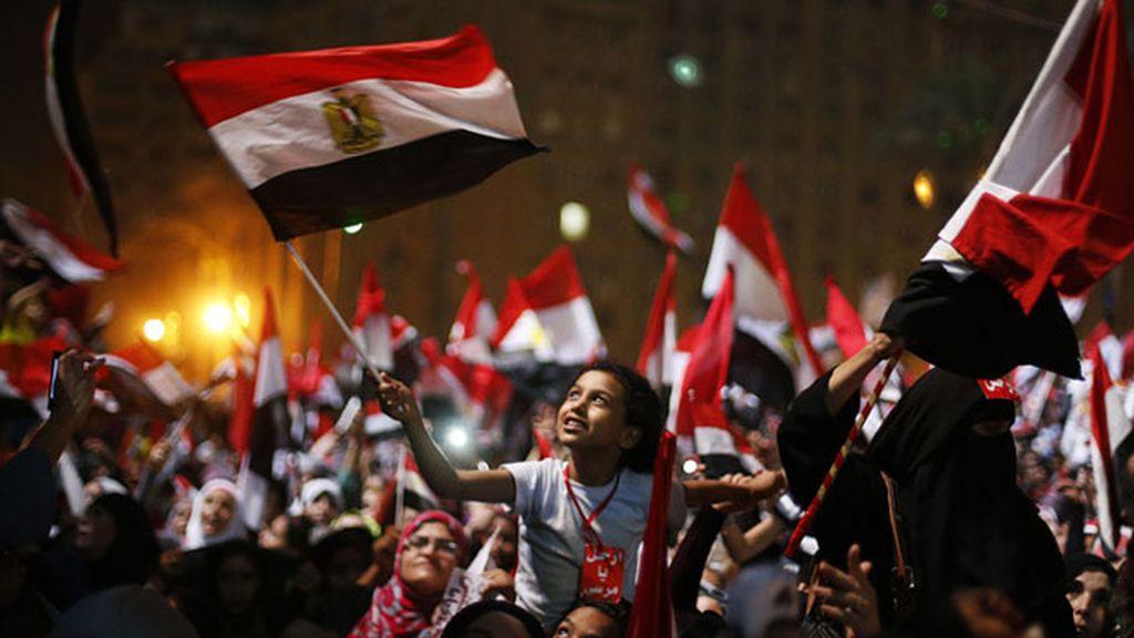 Derrocamiento de Morsi, las dos caras de la moneda