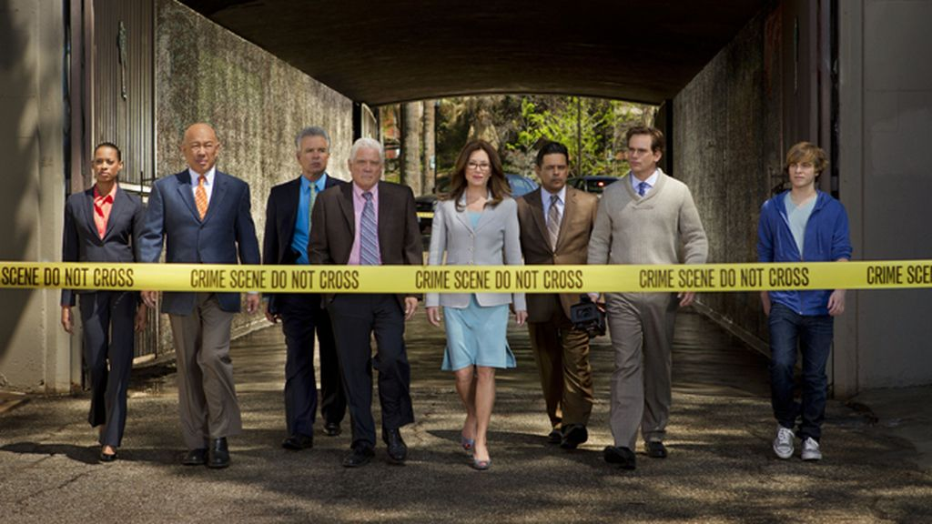 'Major Crimes', protagonizado por la nominada al Oscar Mary McDonnell