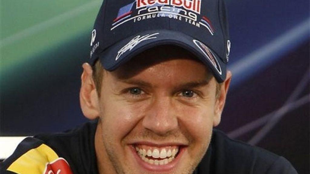 Vettel, a un paso del campeonato