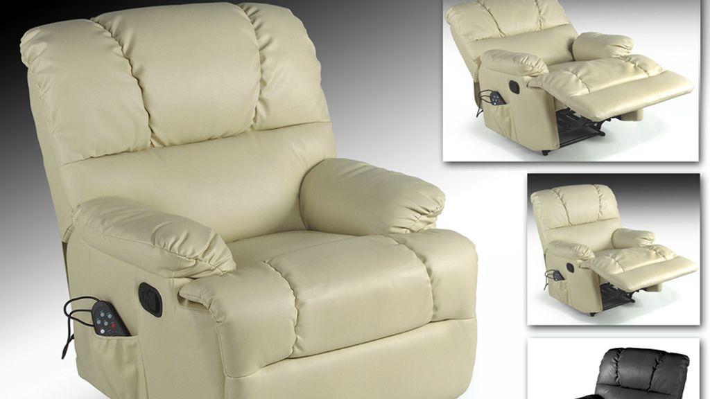 ¡Gana un sillón relax!