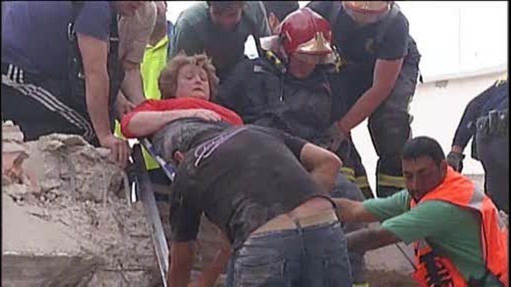 Lorca y las imágenes del rescate