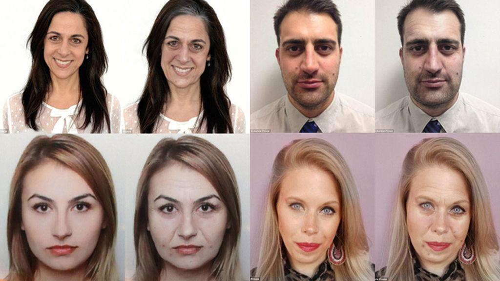 ¿Qué te puede producir en el rostro diez años de estrés?