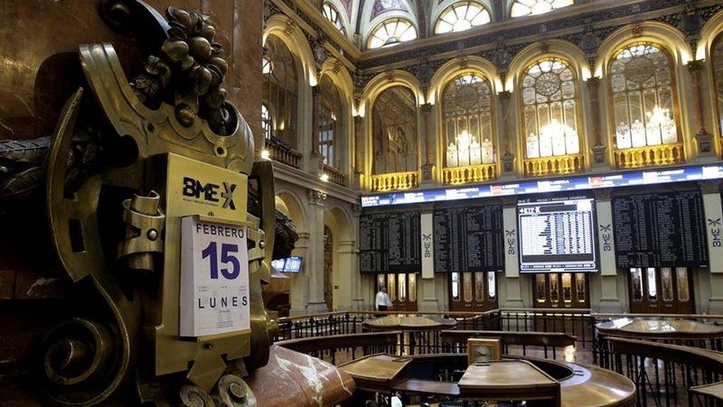 El Ibex alcanza su segundo mayor nivel histórico en lo que va de año