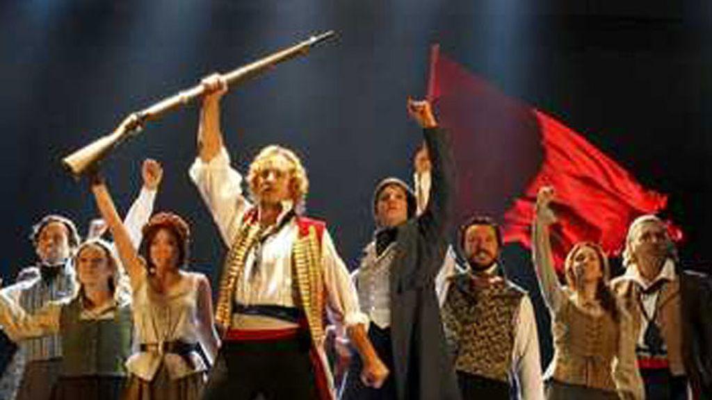 'Los Miserables' logra el premio al Mejor Musical