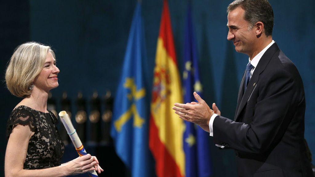 Jennifer Doudna, Premio Princesa de Asturias a la Invención Científica y Técnica