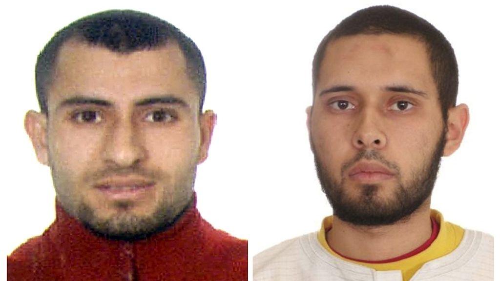 Nabil Mohamed Chaib y Rachid Abdellah Mohamed, presuntos yihadistas detenidos en Melilla