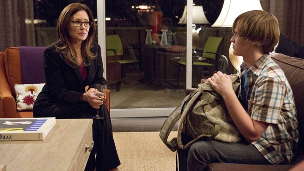 'Major Crimes', protagonizado por la nominada al Oscar Mary McDonnell