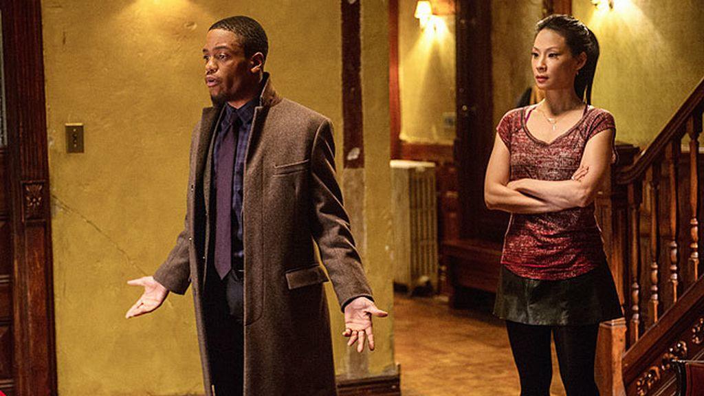 El nuevo episodio de 'Elementary' (T01XC16), en imágenes