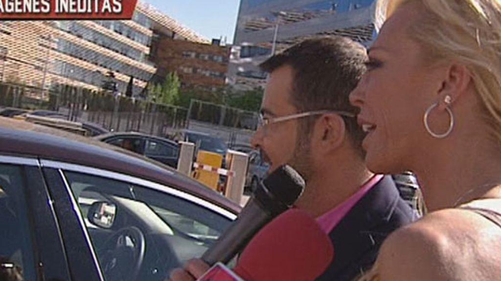 Jorge Javier y Belén, en busca de Carmen Lomana